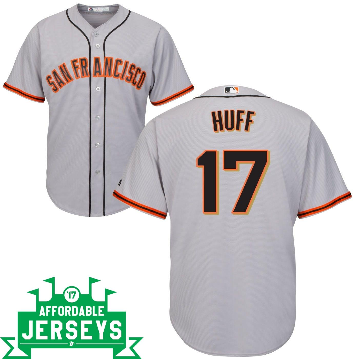 Aubrey Huff Road Cool Base Player Jersey - AffordableJerseys.com