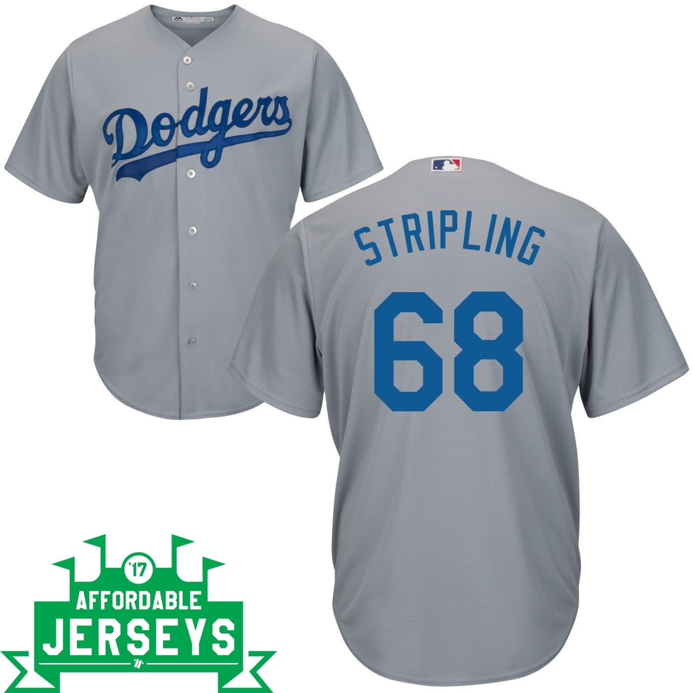 Ross Stripling Road Cool Base Player Jersey