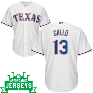 Joey Gallo Home Cool Base Player Jersey