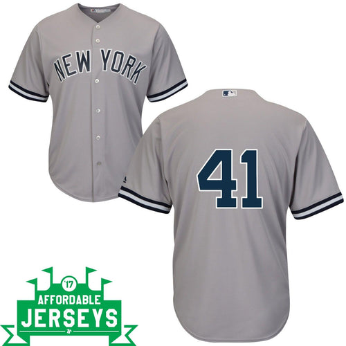 Miguel Andujar Road Cool Base Player Jersey