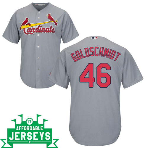 Paul Goldschmidt Road Cool Base Player Jersey