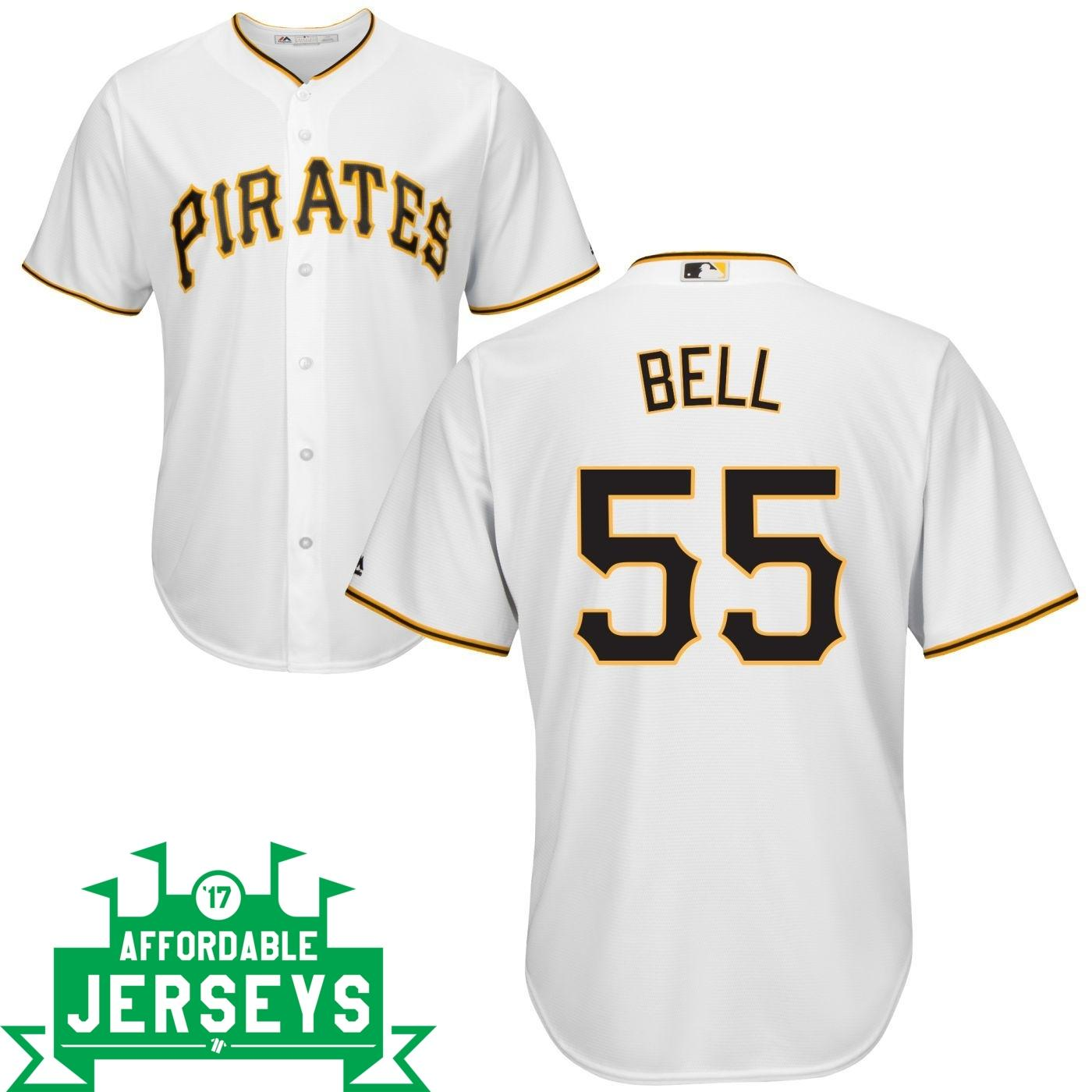 Josh Bell Home Cool Base Player Jersey - AffordableJerseys.com