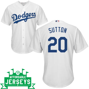 Don Sutton Home Cool Base Player Jersey - AffordableJerseys.com