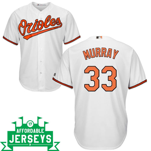 Eddie Murray Home Cool Base Player Jersey