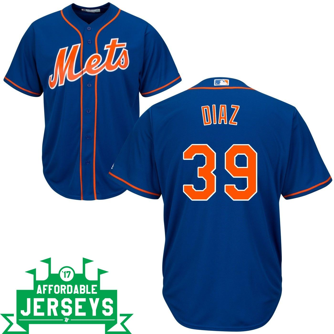 Edwin Diaz Alternate Cool Base Player Jersey