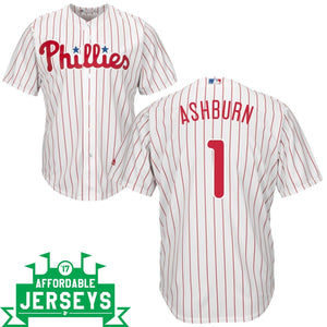 Richie Ashburn Home Cool Base Player Jersey