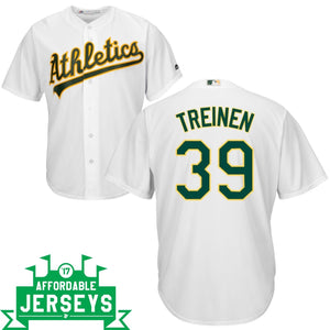 Blake Treinen Home Cool Base Player Jersey - AffordableJerseys.com
