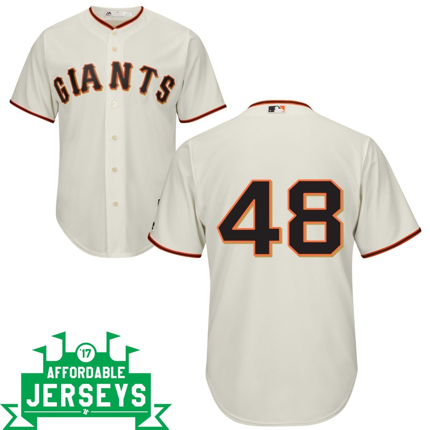 Pablo Sandoval Home Cool Base Player Jersey - AffordableJerseys.com
