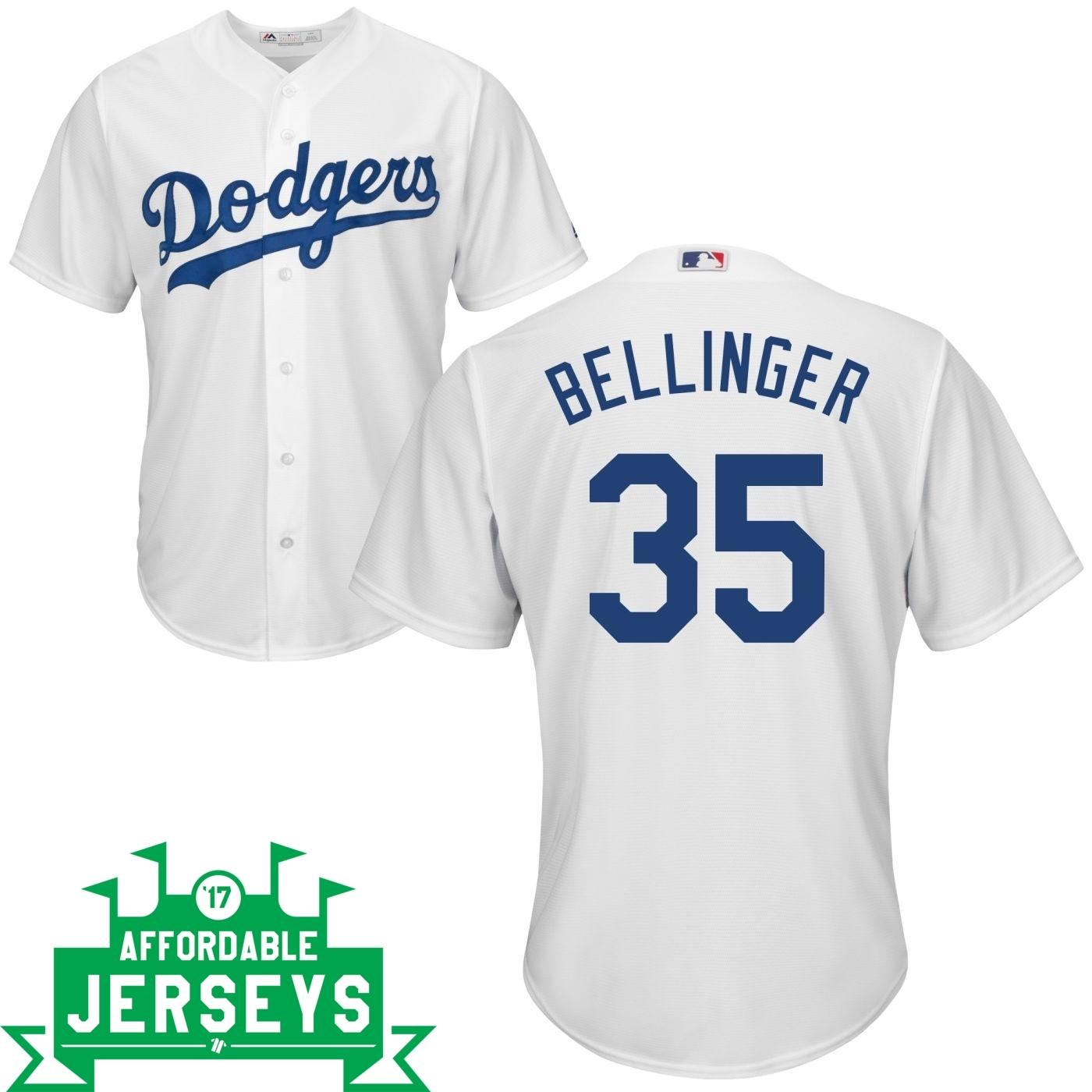 Cody Bellinger Home Cool Base Player Jersey