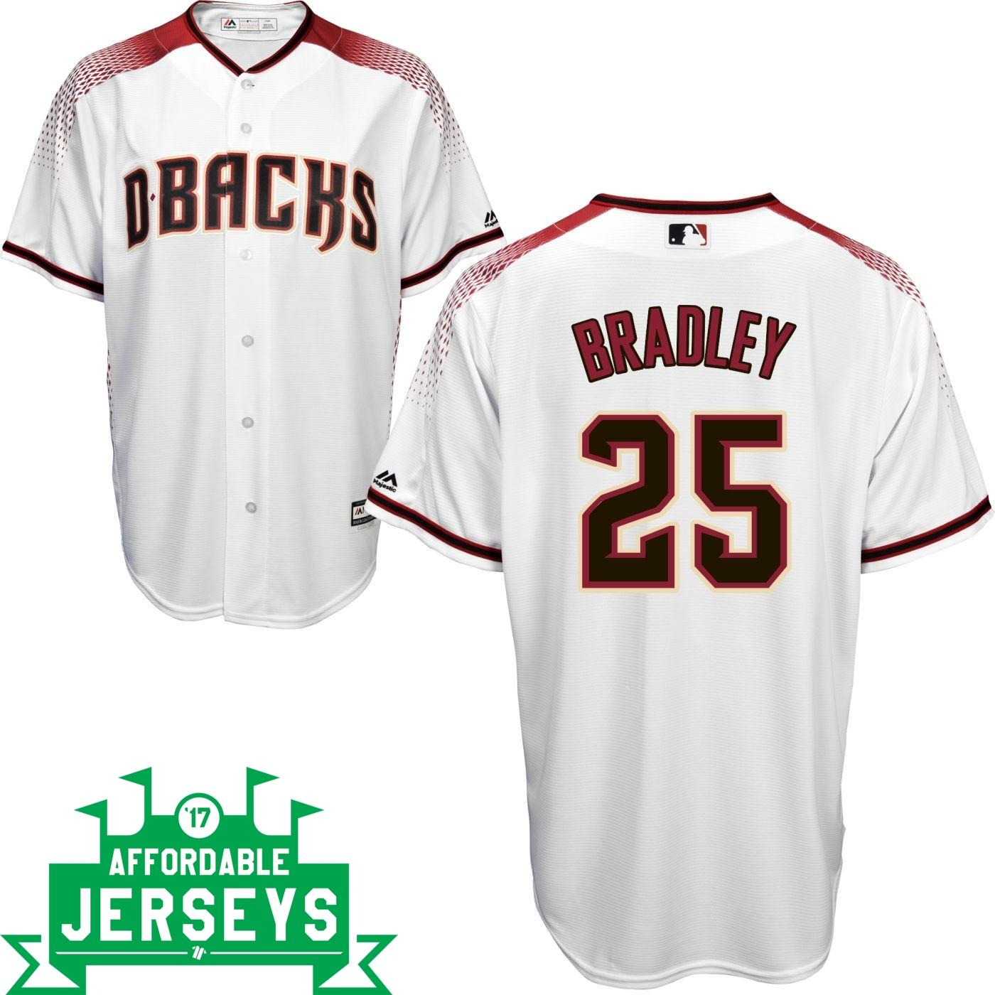 Archie Bradley Home Cool Base Player Jersey - AffordableJerseys.com
