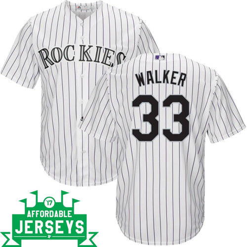 Larry Walker Home Cool Base Player Jersey - AffordableJerseys.com