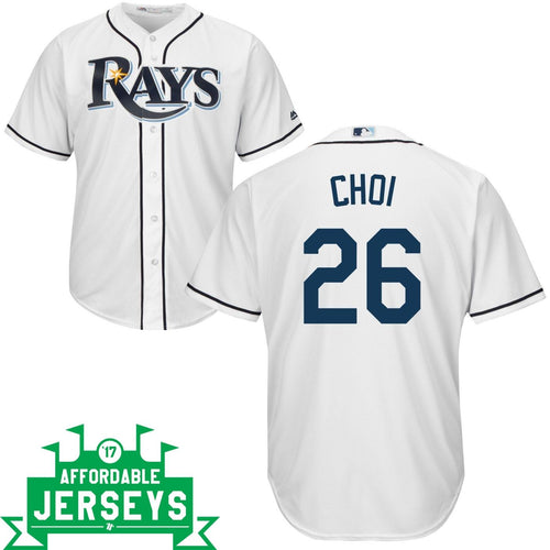 Ji-Man Choi Home Cool Base Player Jersey