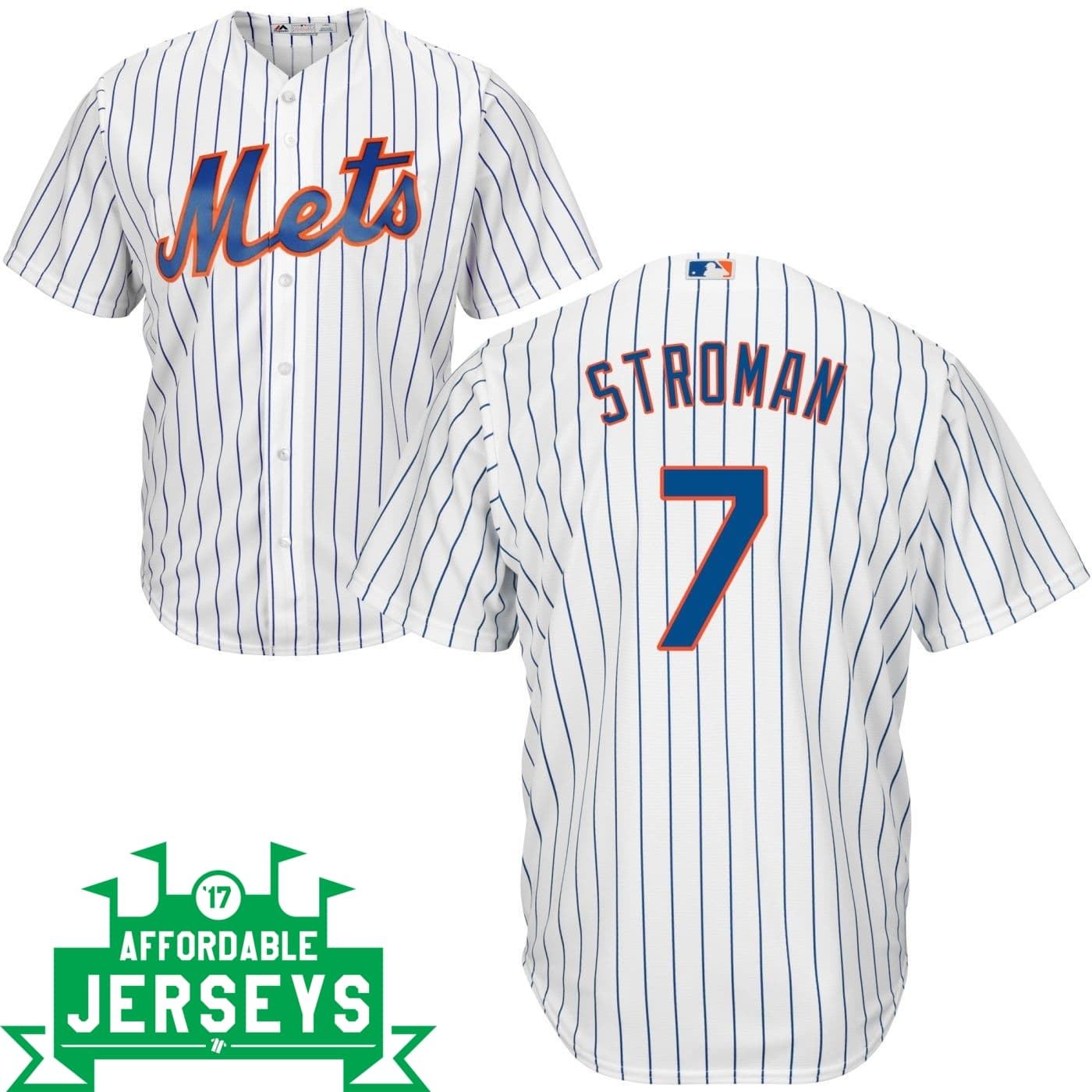 Marcus Stroman Home Cool Base Player Jersey