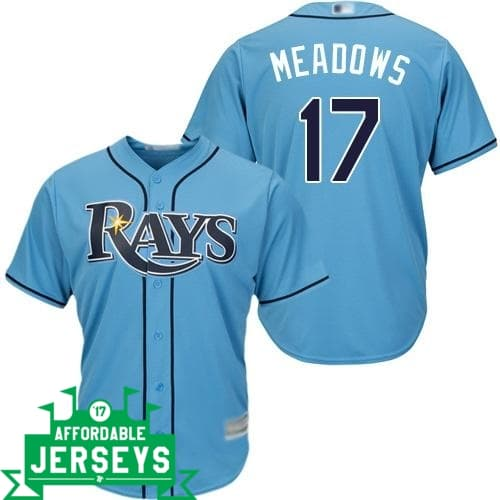 Austin Meadows Alternate Cool Base Player Jersey - AffordableJerseys.com