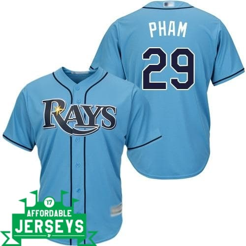 Tommy Pham Alternate Cool Base Player Jersey