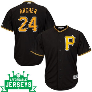Chris Archer Alternate Cool Base Player Jersey - AffordableJerseys.com