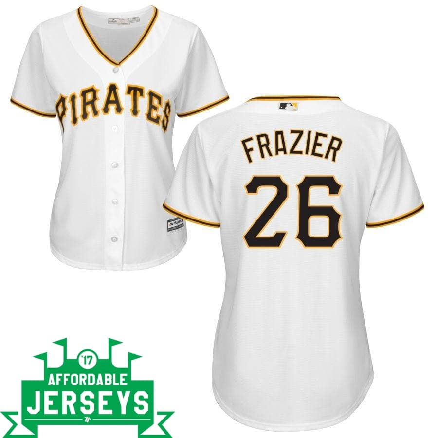 Adam Frazier Home Women's Cool Base Player Jersey - AffordableJerseys.com