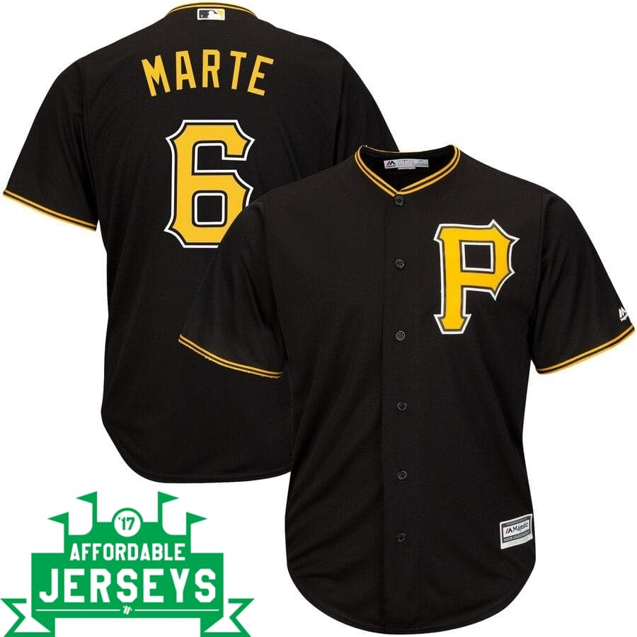 Starling Marte Alternate Cool Base Player Jersey