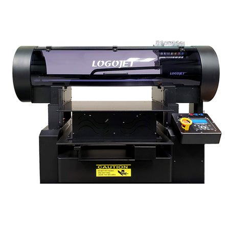 "LogoJET UVx60XL Direct to Substrate Printer 24""W x 18""L x 10""H"