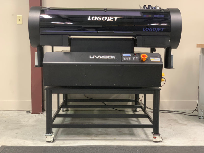 LogoJET UVx90R Direct to Substrate Printer REFURBISHED