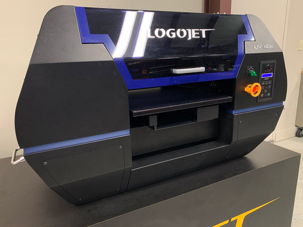 LogoJET UVx40R Direct to Substrate Printer REFURBISHED