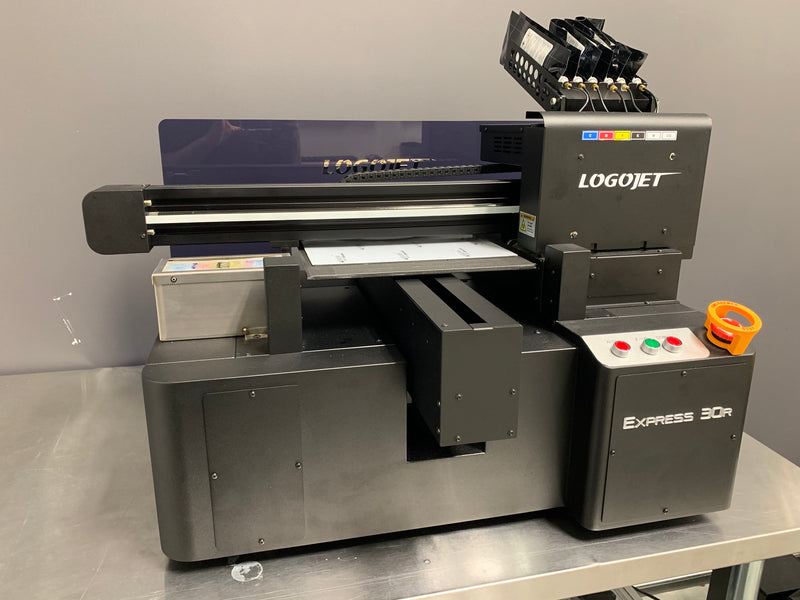LogoJET Express 30R Direct to Substrate Printer REFURBISHED