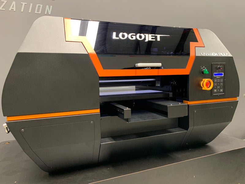 LogoJET UVx40R PLUS Direct to Substrate Printer REFURBISHED