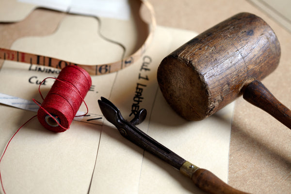 Hanson of London leatherwork tools