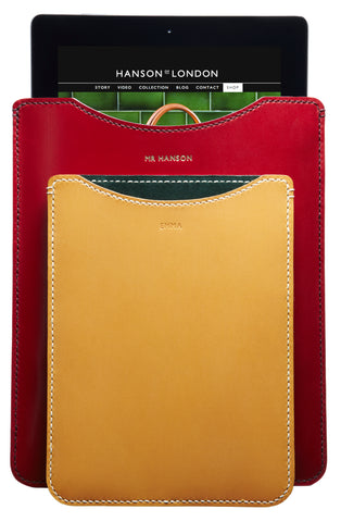 Hanson of London iPad case
