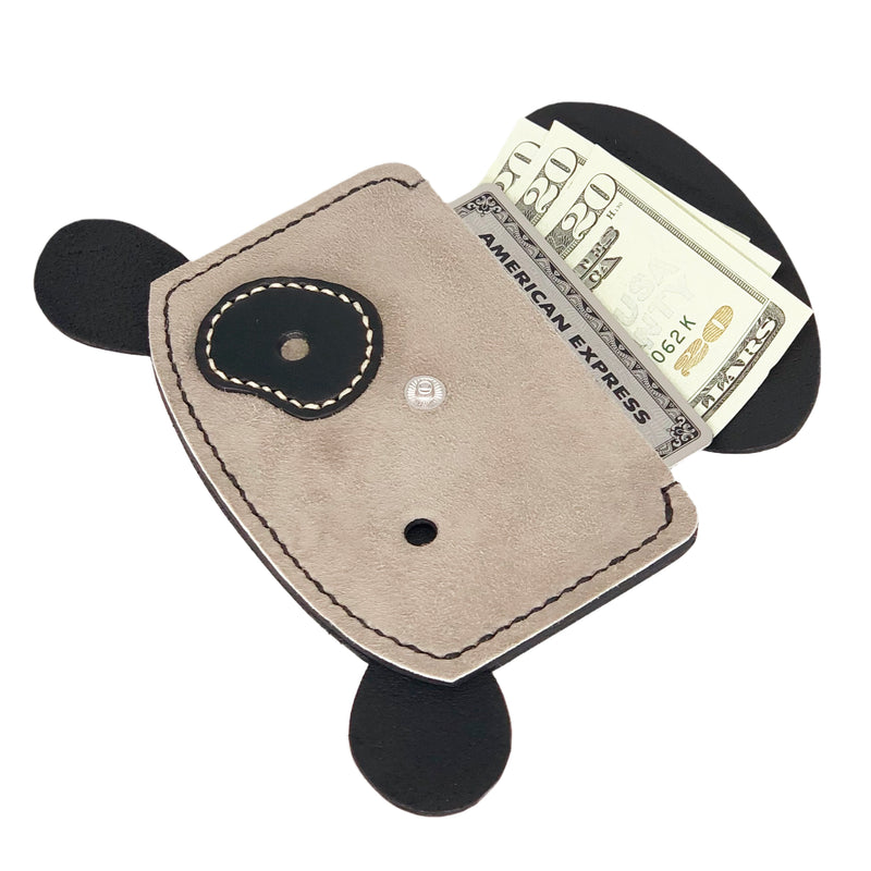 Luxury dog cardholder