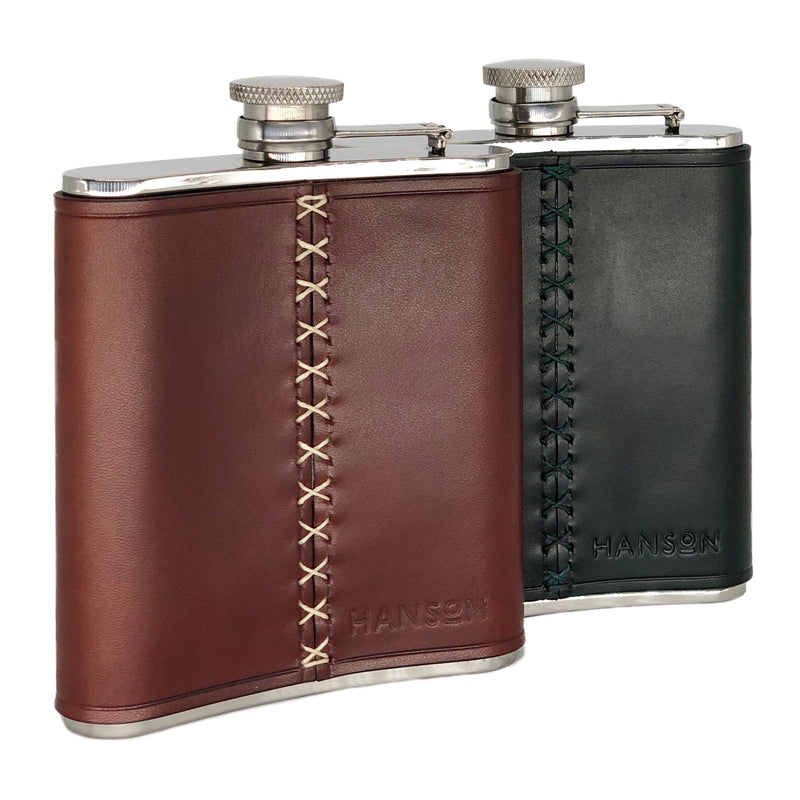 Hanson of London hip flask