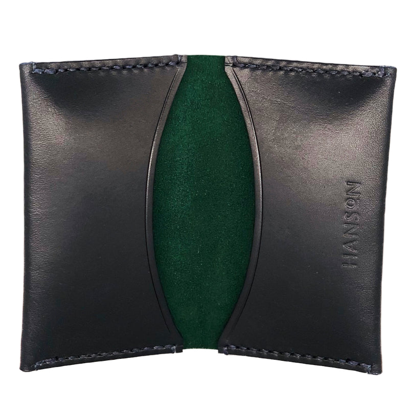 Bridle leather cardholder