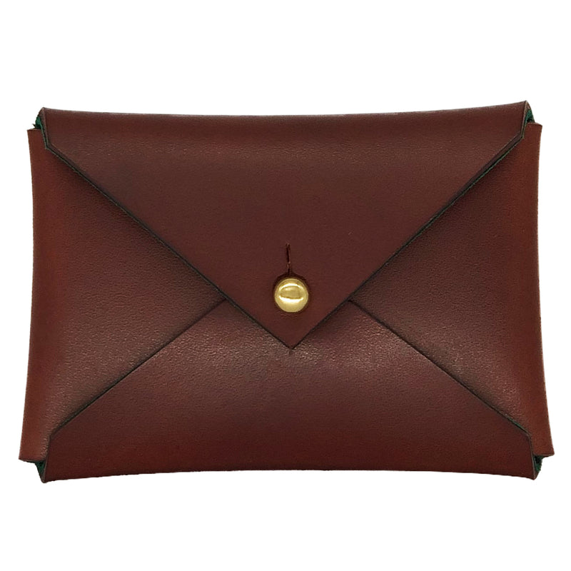 Women's leather change purse