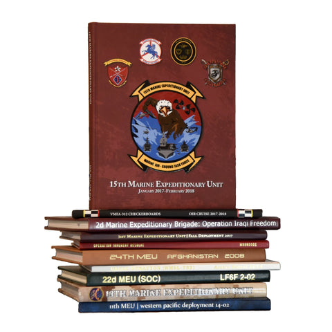 USMC Deployment Books