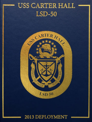 USS Carter Hall (LSD 50) 2013 Deployment