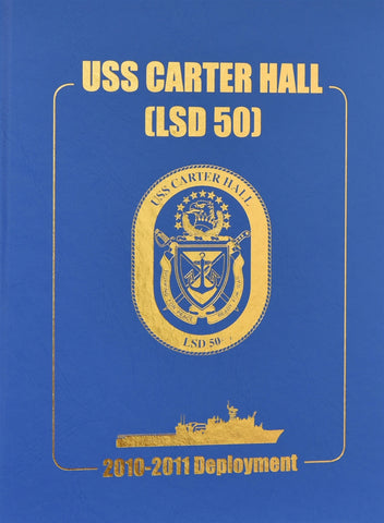 USS Carter Hall (LSD 50) 2010 Deployment