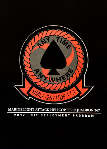 Marine Light Attack Helicopter Squadron 267 (HMLA 267) 2017 Deployment Book