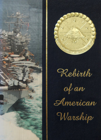 USS Dwight D. Eisenhower (CVN 69) 1996-1998 Cruisebook