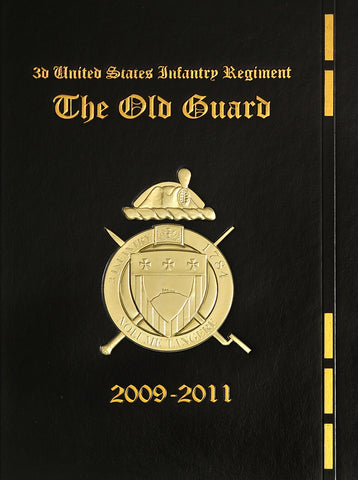 "3d Infantry Regiment ""The Old Guard"" Yearbook"