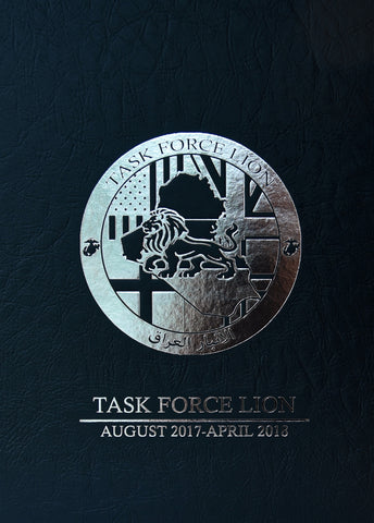 Task Force Lion 2018 Cruisebook