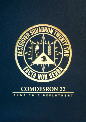 Destroyer Squadron 22 2017 Deployment Cruisebook