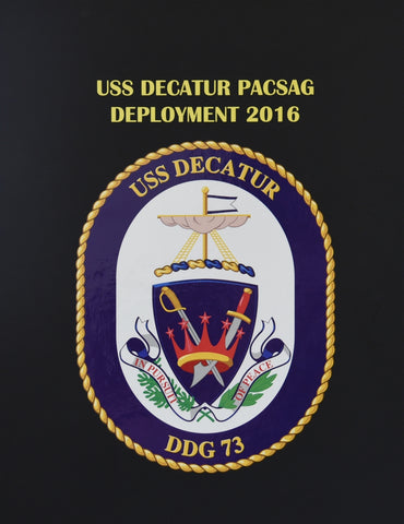 USS Decatur (DDG 73) 2016 Deployment
