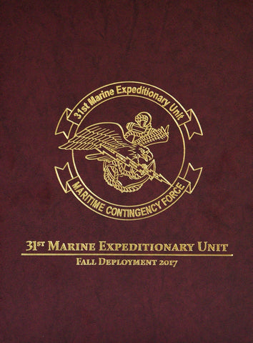 31st Marine Expeditionary Unit Fall 2017 Deployment Book