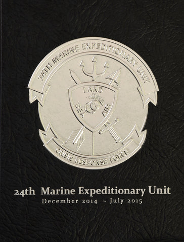 24th Marine Expeditionary Unit 2014-2015 Deployment