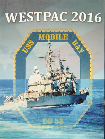 USS Mobile Bay (CG 53) 2016 Deployment