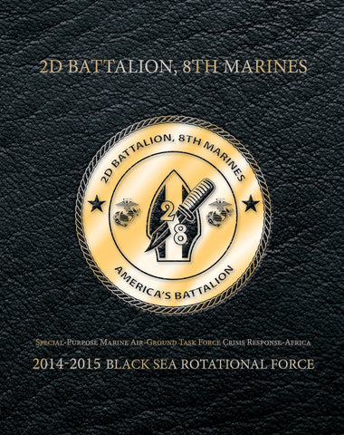 2nd Battalion 8th Marines - Black Sea Rotational Force 15.1