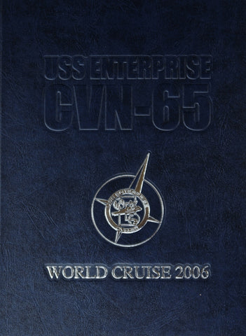 USS Enterprise (CVN 65) 2006 Cruisebook