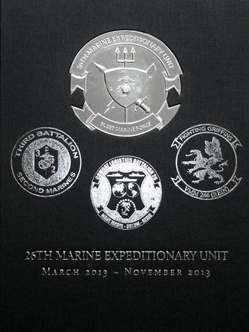 26th Marine Expeditionary Unit 2013 Cruisebook