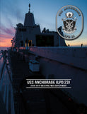 USS Anchorage (LPD 23) 2018-2019 Cruisebook