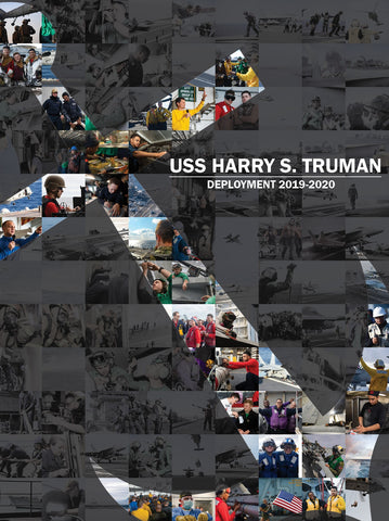 USS Harry S. Truman (CVN 75) 2019-2020 Deployment Cruisebook